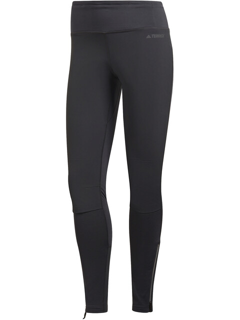 adidas TERREX Agravic Running Tights Women Carbon